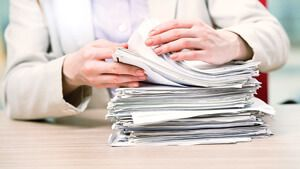 Document flow outsourcing